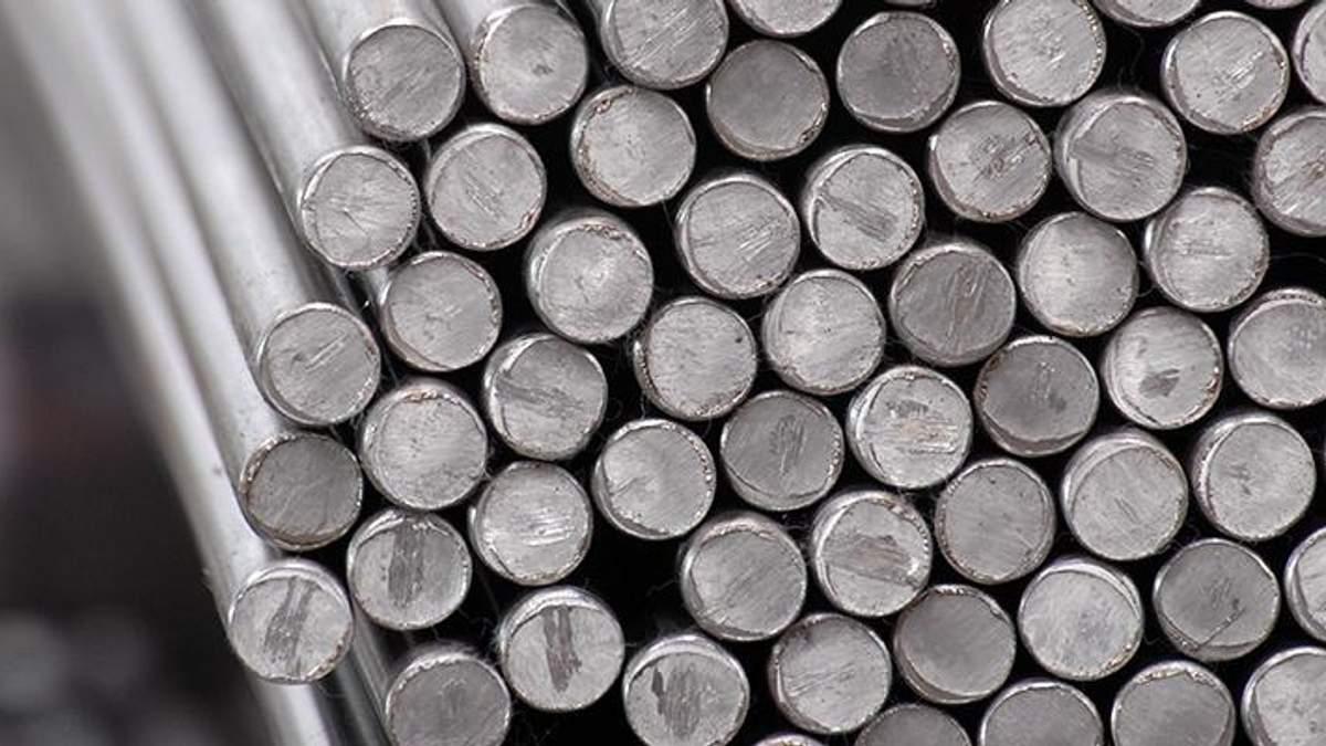 В прошлом году украинские металлурги произвели рекордно низкое количество стали