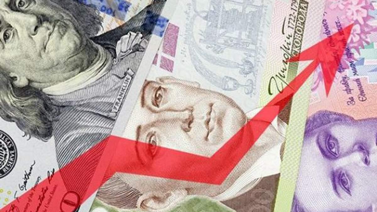 Чому росте курс гривні: пояснення від економіста