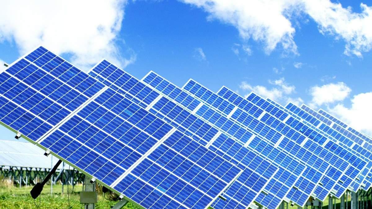 Китайская компания инвестирует 230 млн евро в крупнейшую солнечную электростанцию в Украине