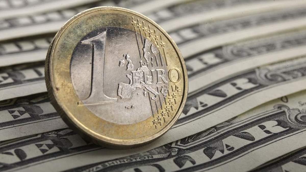 Курс валют НБУ на 11-04-2018: курс доллара, курс евро