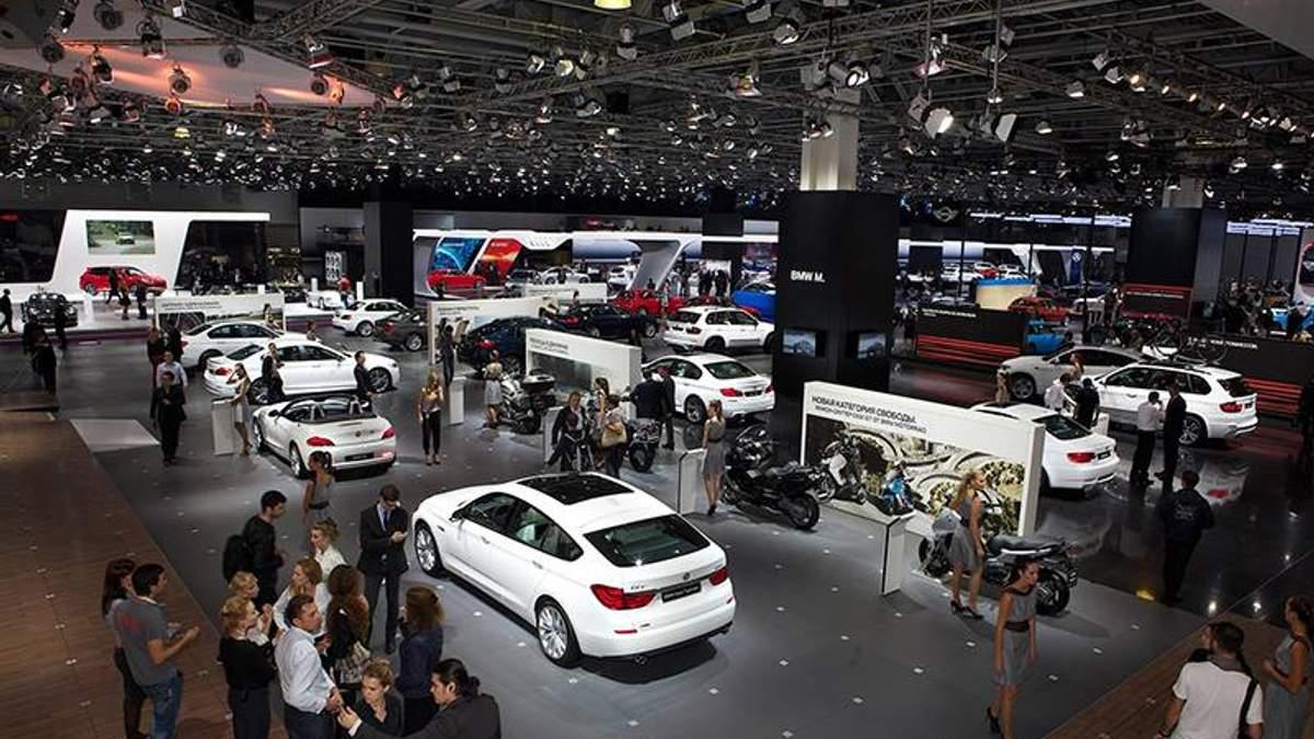 Низка автомобільних брендів відмовилася від участі у Московському автосалоні-2018