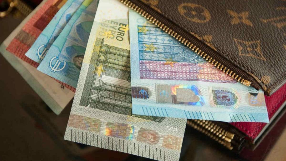 Курс валют НБУ на 12-04-2018: курс долара, курс євро
