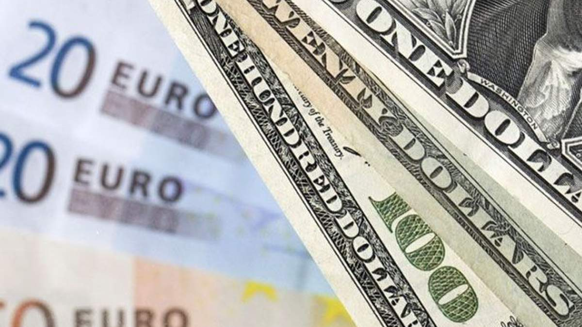 Курс валют НБУ на 13-04-2018: курс долара, курс євро