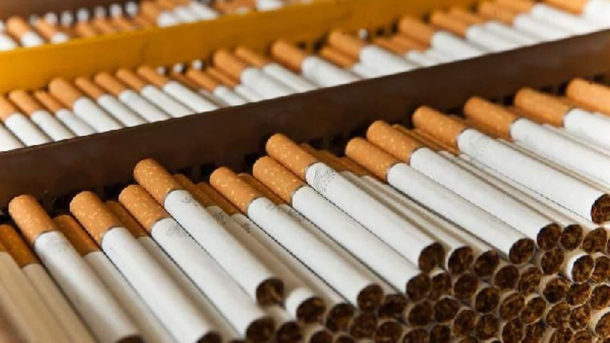 Міжнародні тютюнові корпорації хочуть підняти ціни на сигарети в Україні