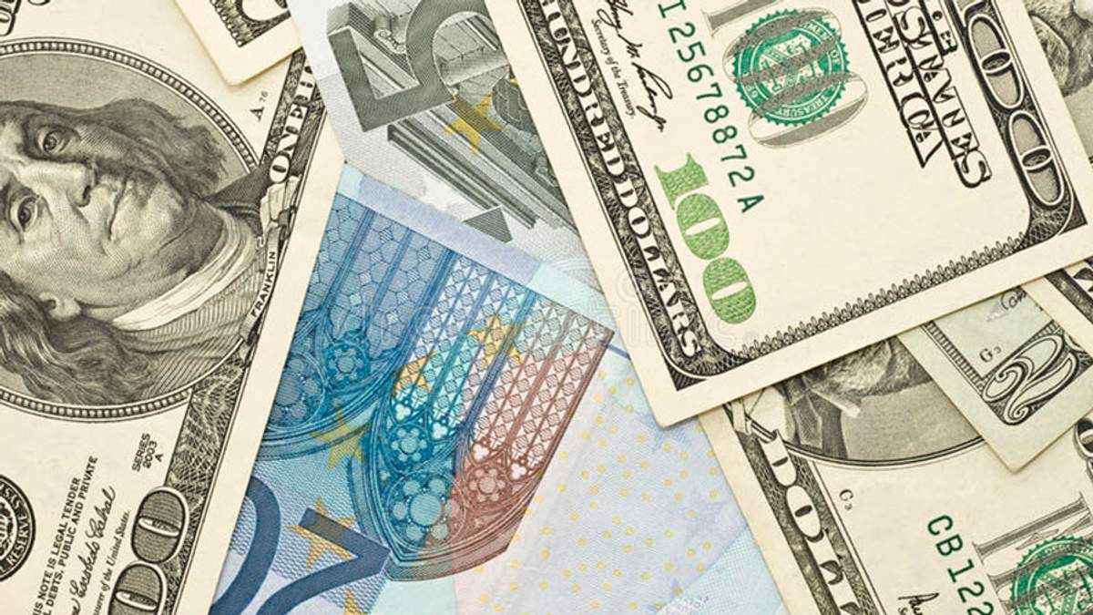 Готівковий курс валют на 13-04-2018: курс долару та євро