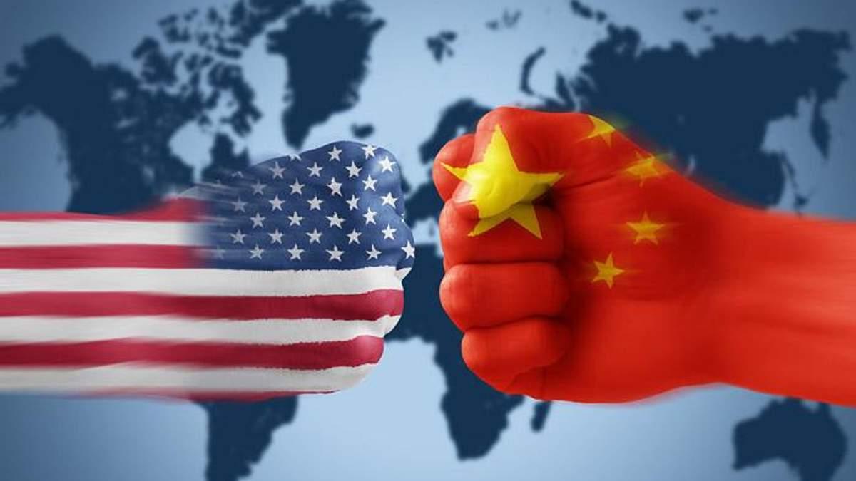 Новий виклик Китаю: Білий дім посилює тиск на Пекін