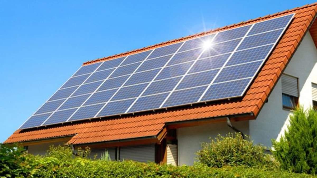 Сколько может заработать рядовой украинец, установив солнечные панели: потрясающие цифры