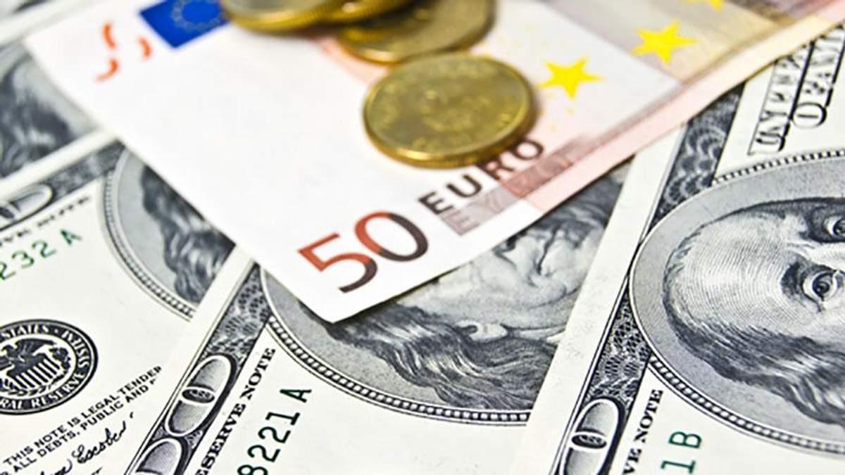 Готівковий курс валют на 16-04-2018: курс долару та євро