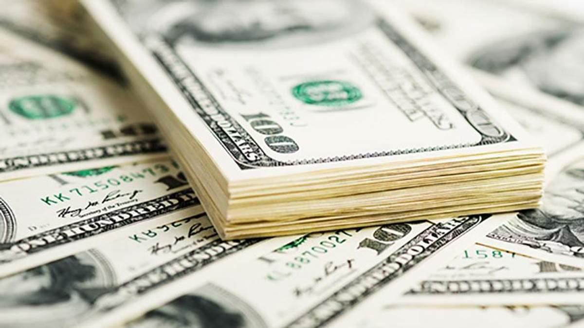 Курс валют НБУ на 17-04-2018: курс долара, курс євро
