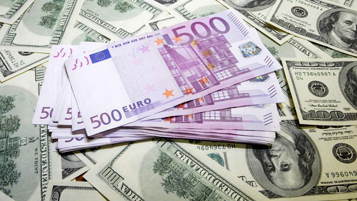 Готівковий курс валют на сьогодні 17-04-2018: курс долару та євро