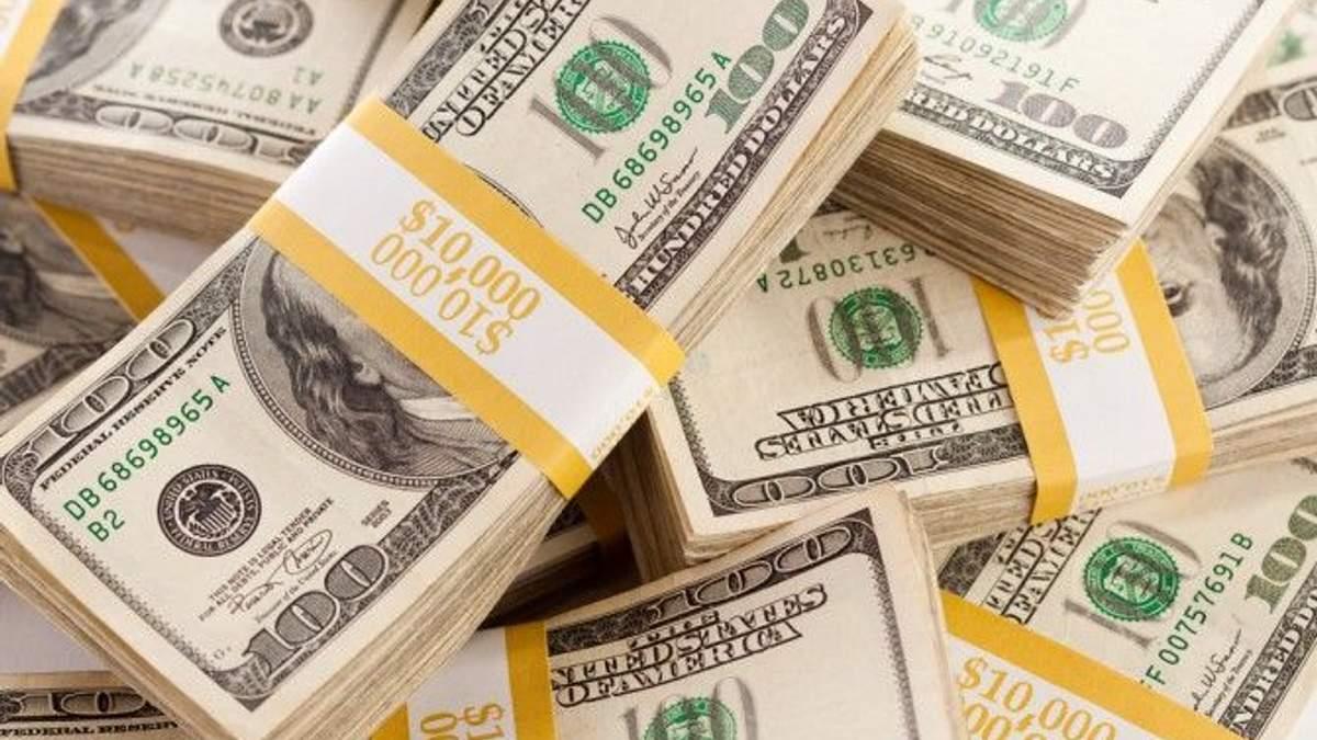 Готівковий курс валют на 19-04-2018: курс долару та євро