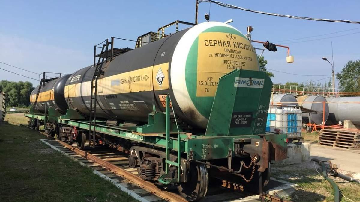 """Дефіцит сірчаної кислоти вдарить по промисловості та українцям, – """"Укрпромзовнішекспертиза"""""""