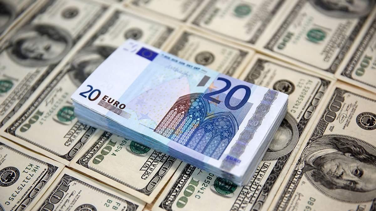 Курс валют НБУ на 24-04-2018: курс долара, курс євро