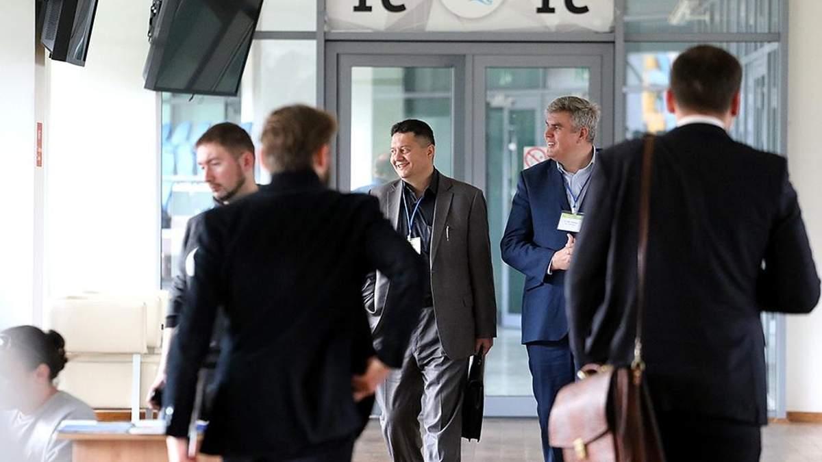 Весенний деловой форум во Львове собрал более двухсот бизнесменов