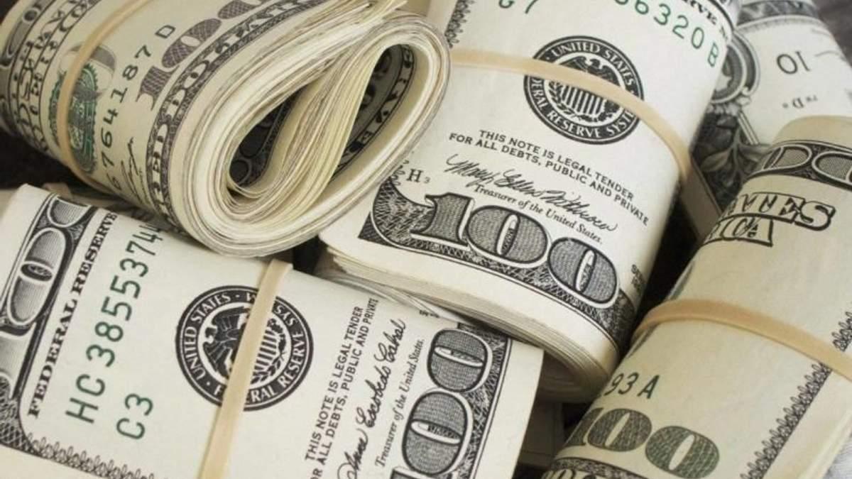 Курс валют НБУ на 25-04-2018: курс доллара, курс евро