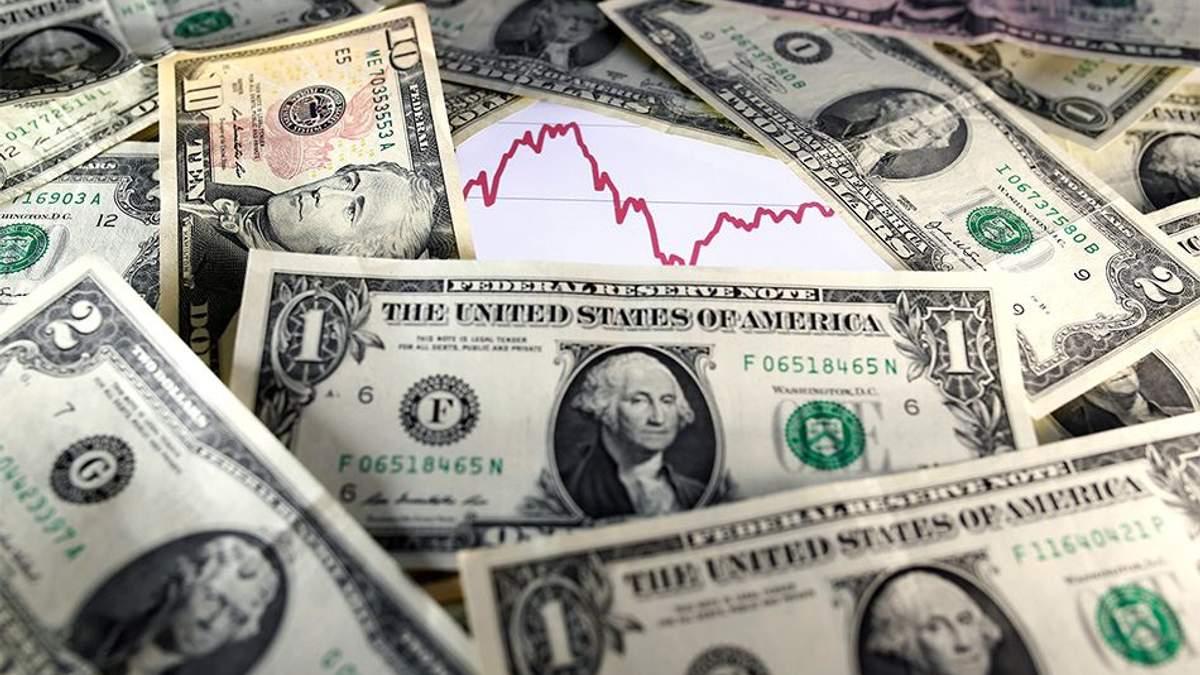 Готівковий курс валют на 25-04-2018: курс долару та євро