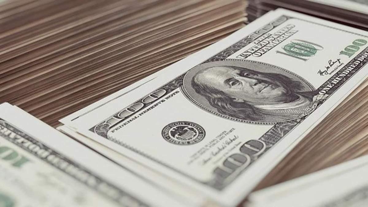 Готівковий курс валют на сьогодні 27-04-2018: курс долару та євро