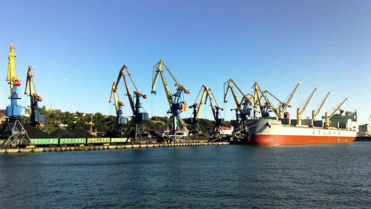 В Украине появится полностью частный порт