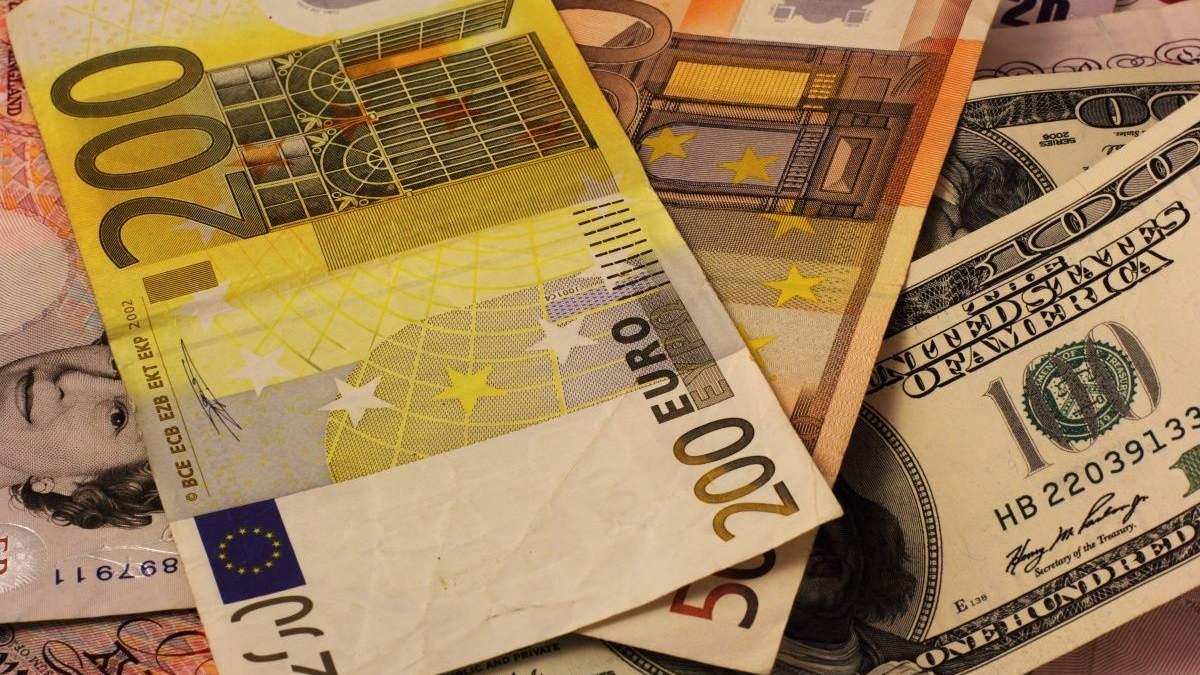 Готівковий курс валют на 30-04-2018: курс долару та євро