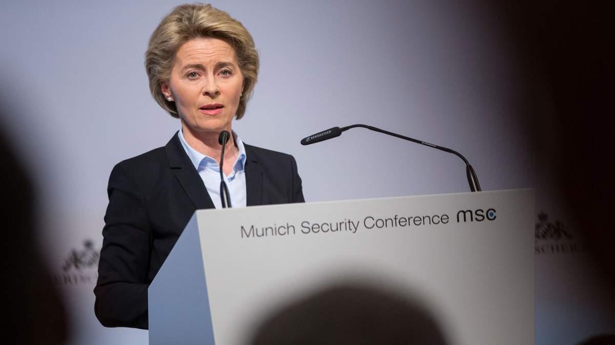 Глава міноборони Німеччини вимагатиме виділити 12 мільярдів євро для армії