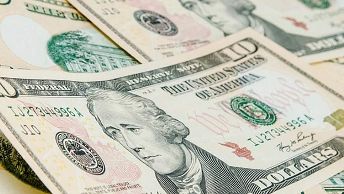 Курс валют НБУ на 18-05-2018: курс долара, курс євро