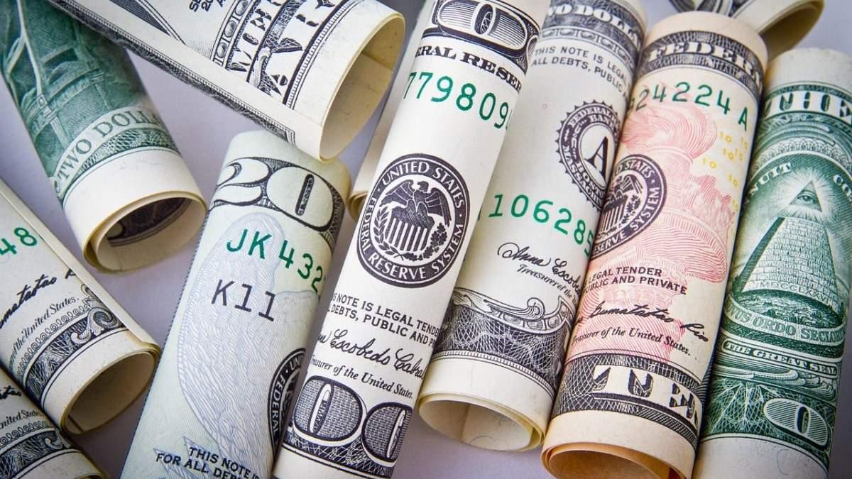 Курс валют НБУ 21-05-2018: курс долара, курс євром