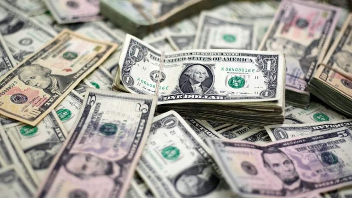 Готівковий курс валют 22-05-2018: курс долару та євро