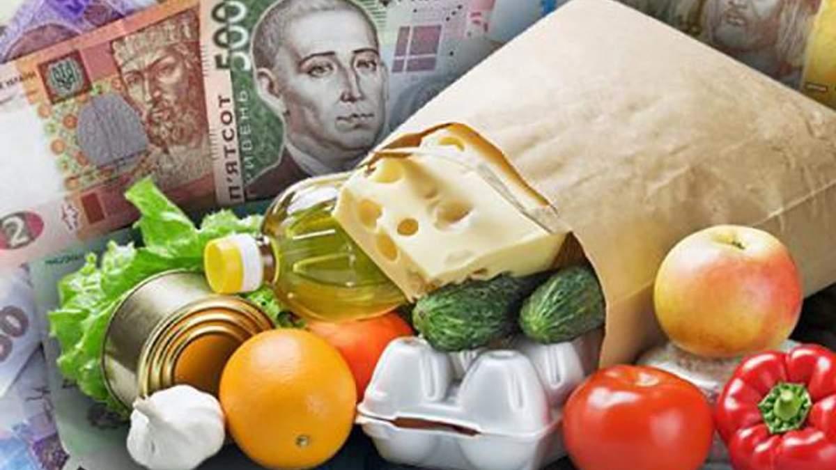 Україна входить до ТОП-10 країн світу, які найбільше витрачають на продукти
