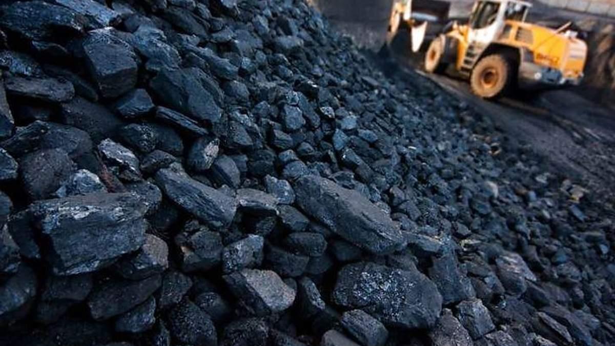 Українці різко збільшили споживання вугілля