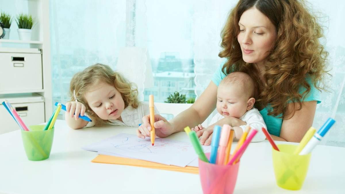 Социальные няни: семьям с малышами будут компенсировать часть затрат