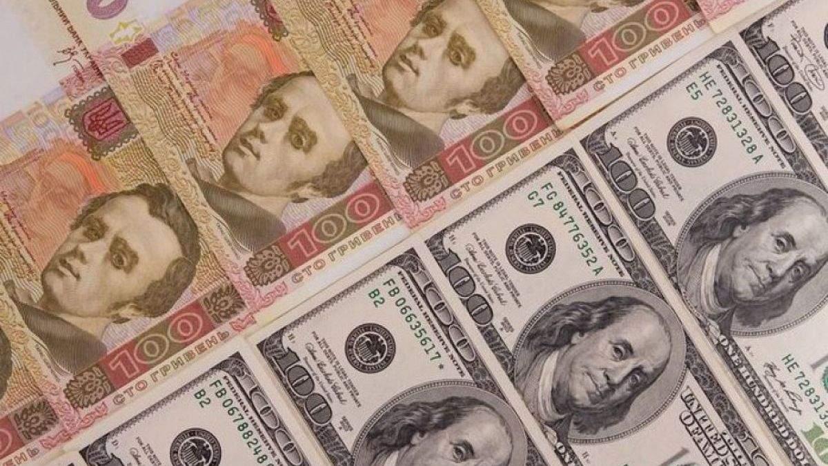 НБУ назвал причины подорожания доллара и падение гривны