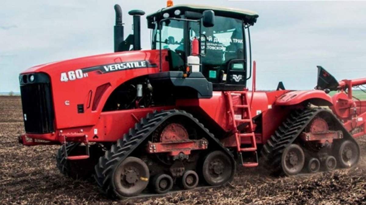 Производитель сельскохозяйственной техники AGRO вдвое увеличит долю на рынке Украины