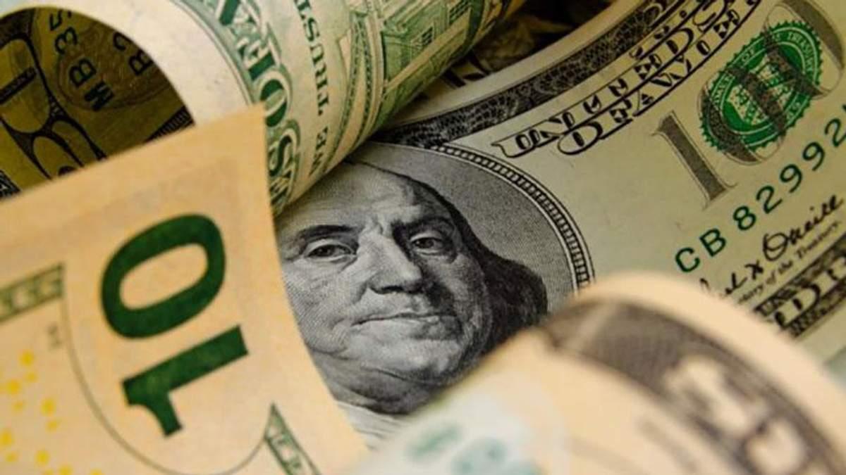 Готівковий курс валют на сьогодні 13-07-2018: курс долару та євро
