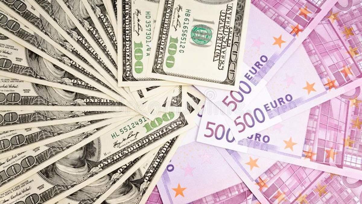 Готівковий курс валют на 02-08-2018: курс долару та євро