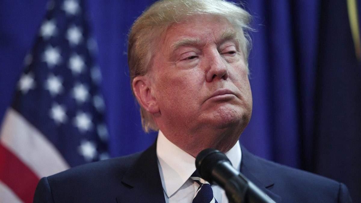 Трамп заявив, що торгові мита щодо Китаю позитивно вплинули на економіку США
