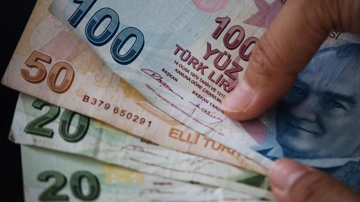 Як валютна криза у Туреччині вплине на Україну: пояснення від НБУ
