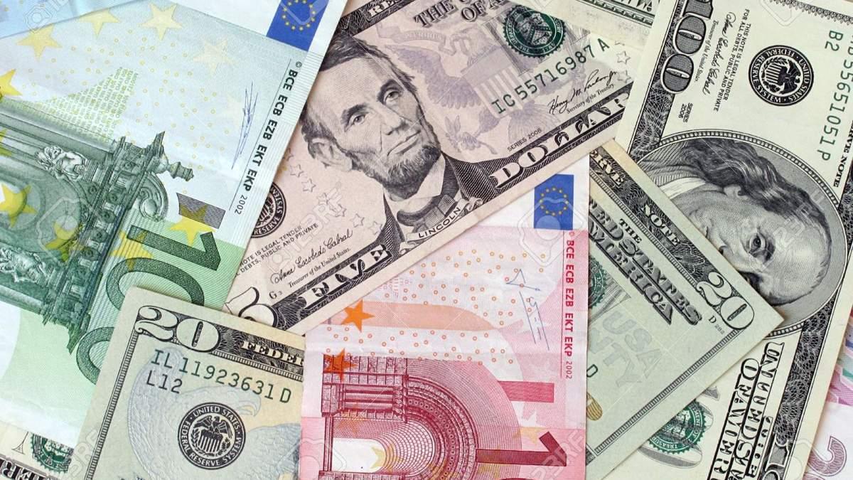 Курс валют НБУ на 20-08-2018: курс долара, курс євро