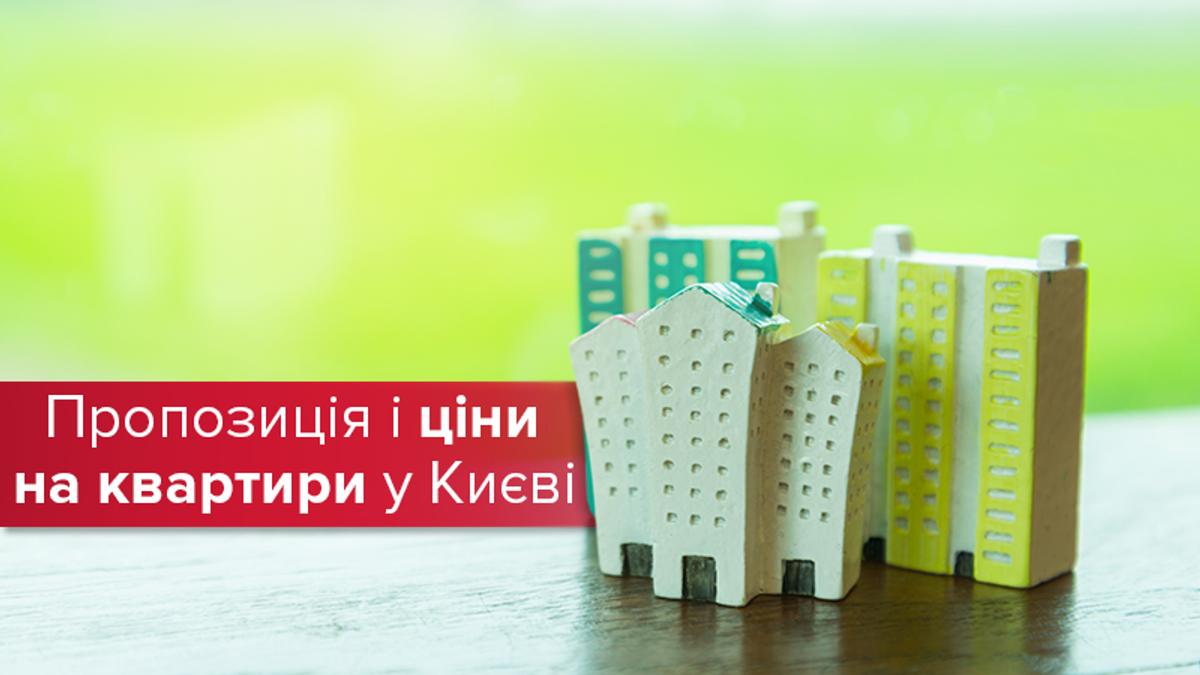 Цены на квартиры в Киеве 2018 от застройщика - прогнозы рынка