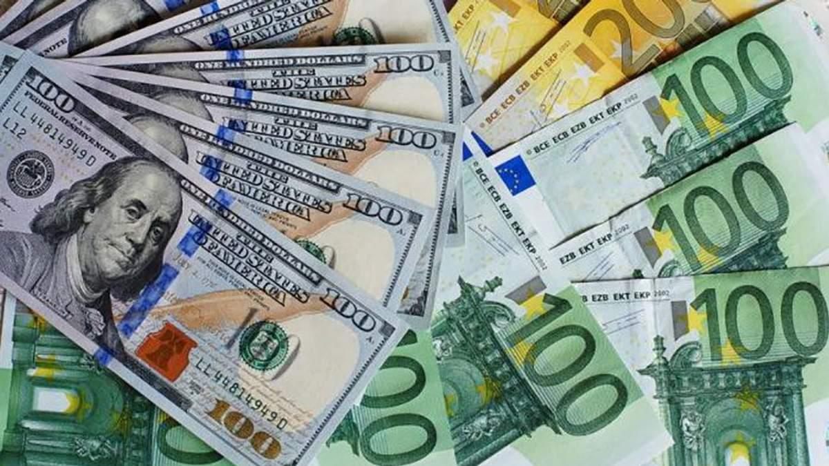 Наличный курс валют на 23-08-2018: курс доллара и евро