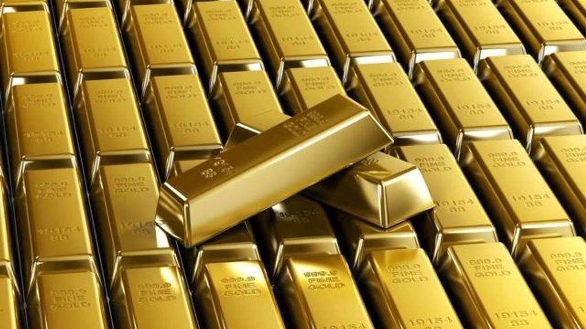 В ожидании санкций США Россия закупила рекордное количество золота
