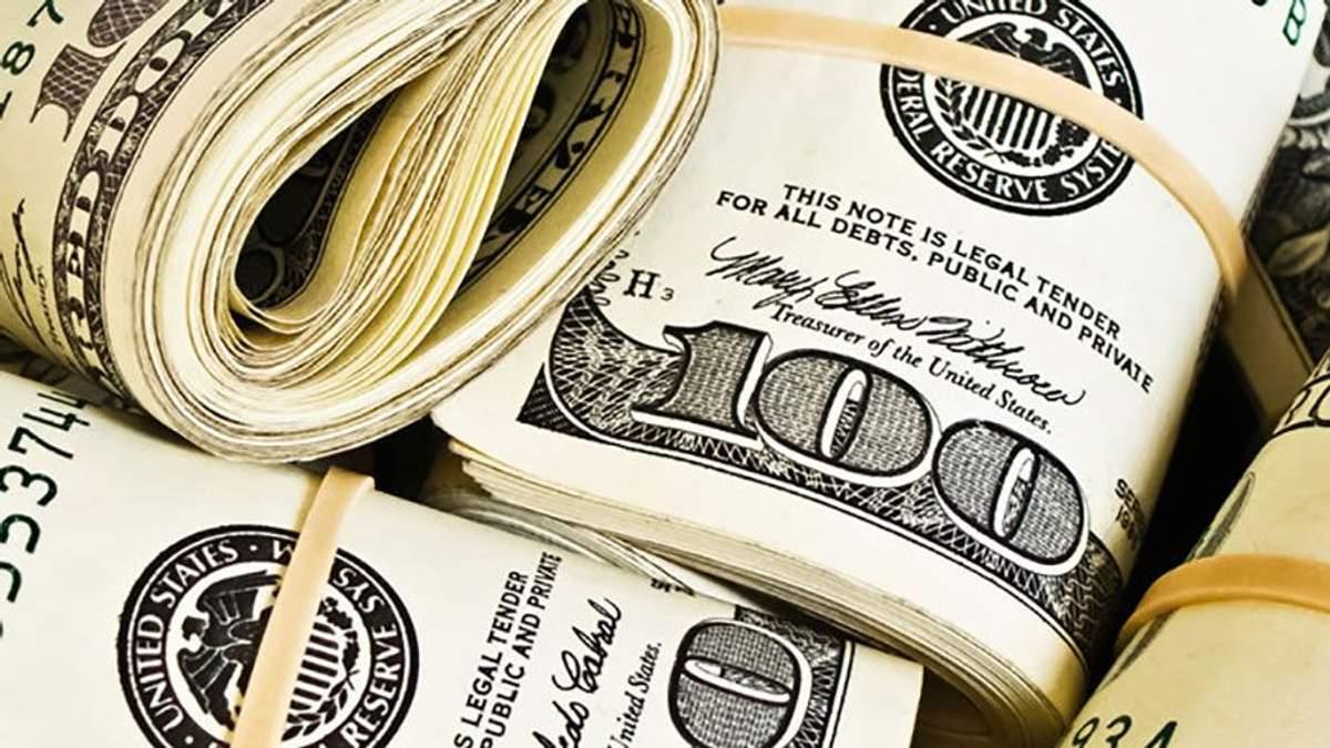 Курс валют НБУ на 07-09-2018: курс доллара, курс евро