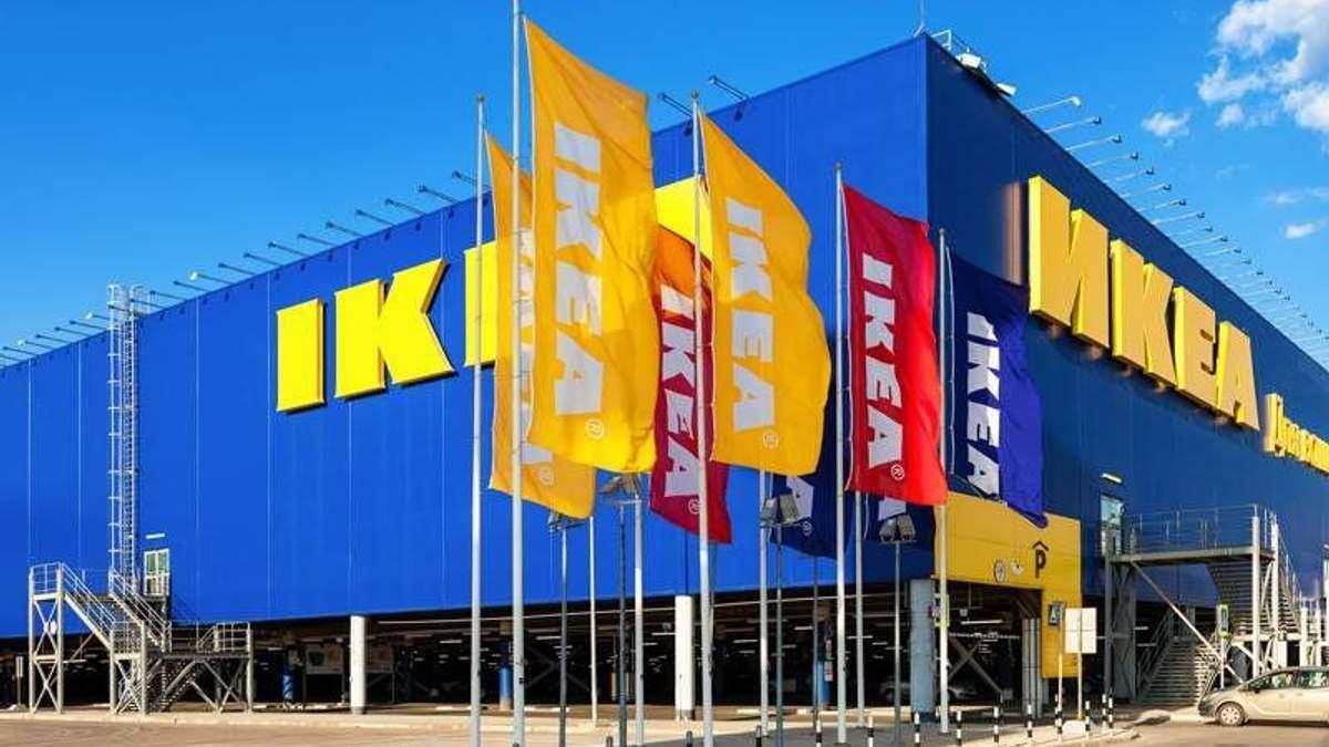 Почему IKEA открывает в Украине маленький магазинчик, а не привычный большой гипермаркет?