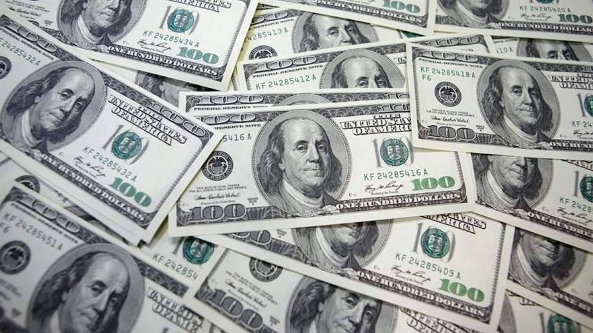 Бюджет-2019 в Україні: курс долара заклали на рівні 29,4 грн