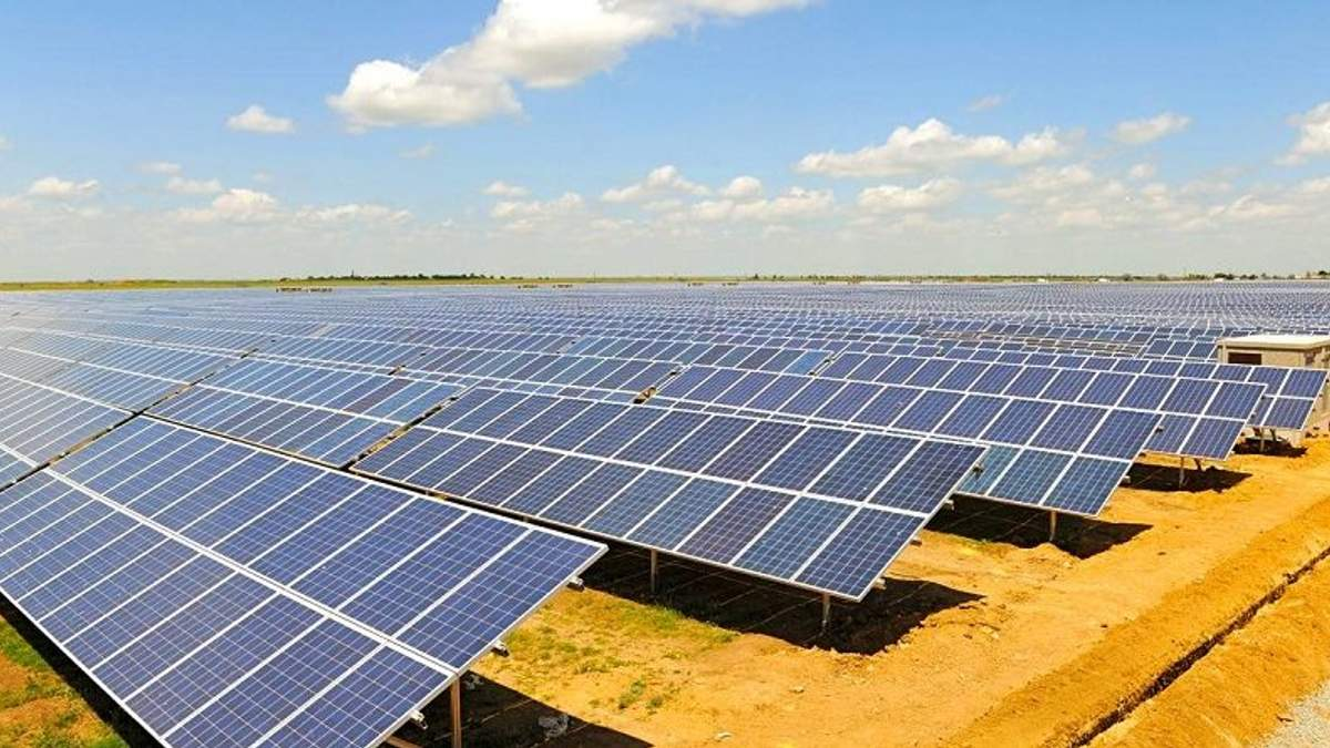 Supreme Business Group готова инвестировать в строительство солнечных электростанций в Украине