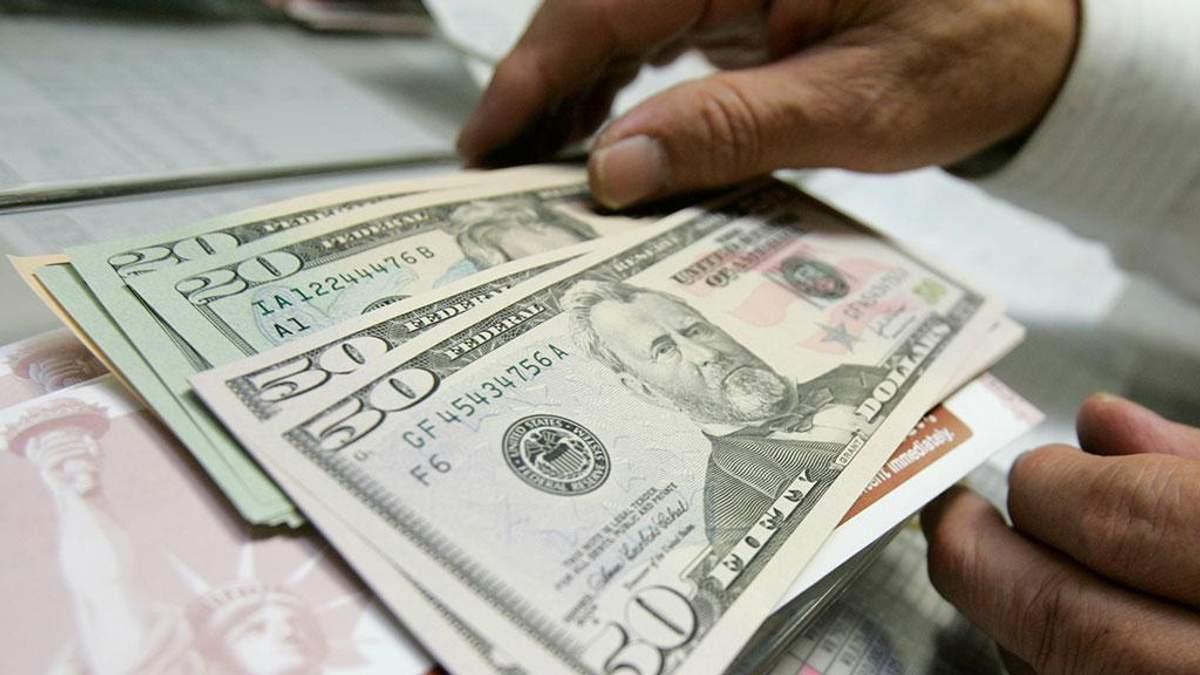 Курс валют НБУ на 27-09-2018: курс доллара, курс евро