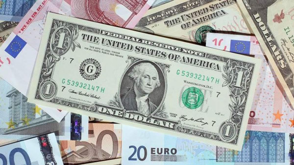 Курс валют НБУ на 02-10-2018: курс долара, курс євро