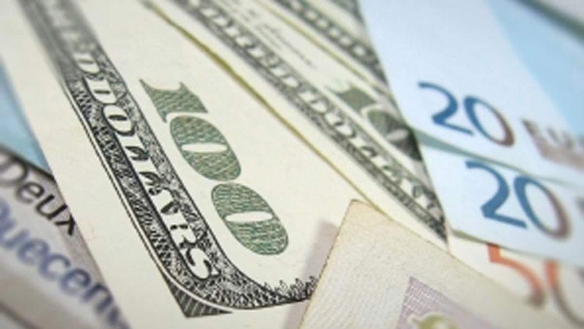 Готівковий курс валют на сьогодні 01-10-2018: курс долару та євро