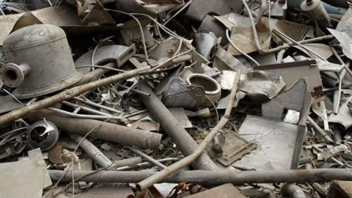 Українські металурги просять владу зупинити незаконний експорт брухту в Придністров'я