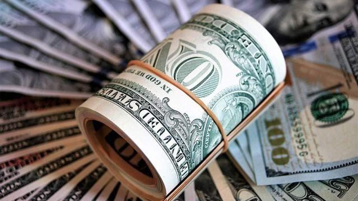 Готівковий курс валют 12 жовтня в Україні