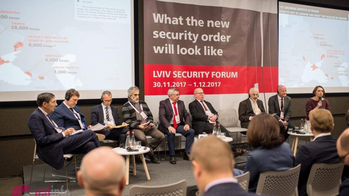 Безпековий форум 2018: у пастці опиняється не лише Україна